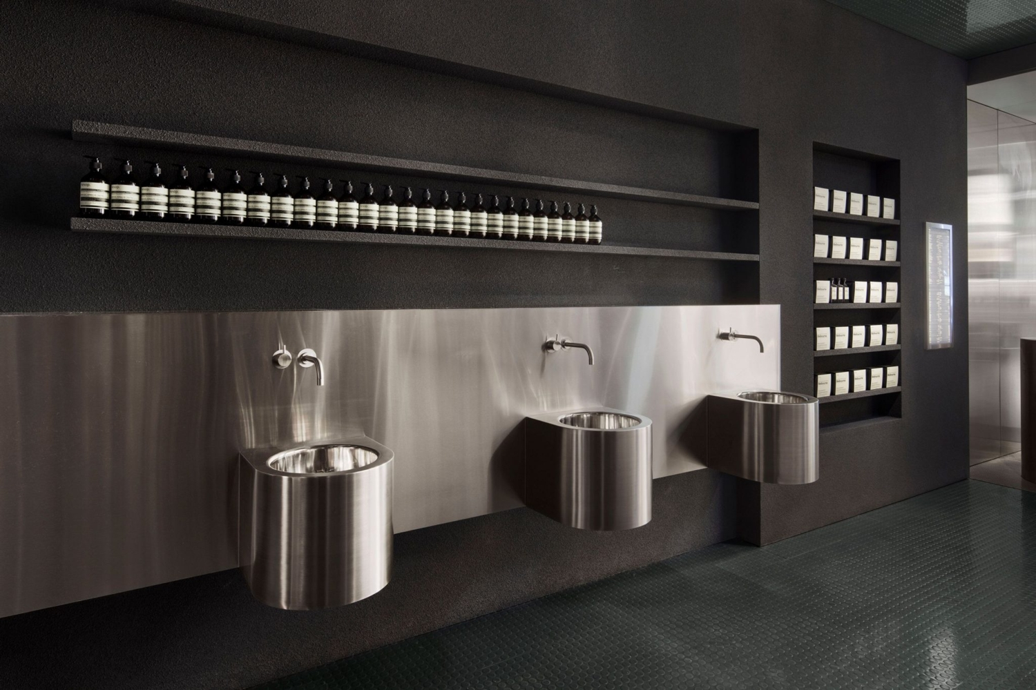 Aesop store opening in Melbourne Terminal 2, Duty Free Departures