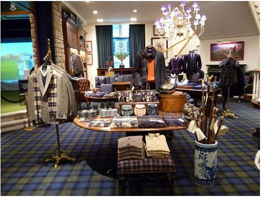 Brooks Brothers flagship Store