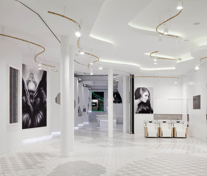 L'Oreal Academy by EMBT, Barcelona