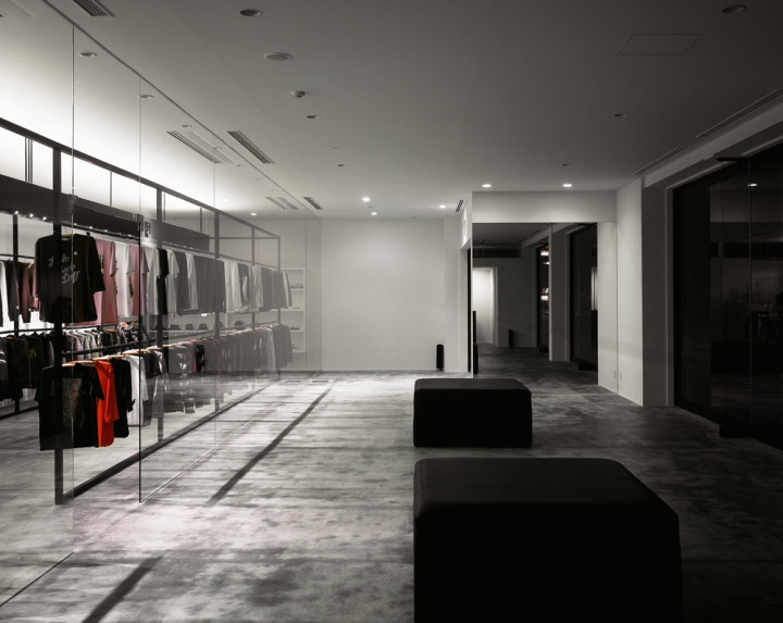 Tempt fashion boutique in Toyama/ Japan