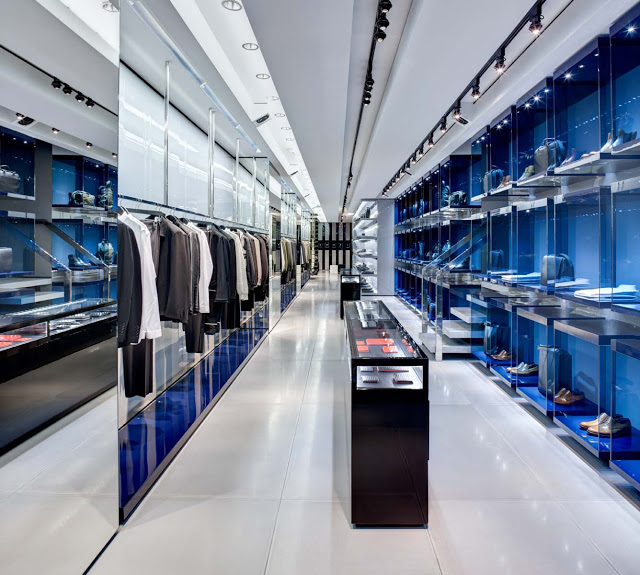 DIOR HOMME REOPENS NEWLY RENOVATED FLAGSHIP NEW YORK STORE