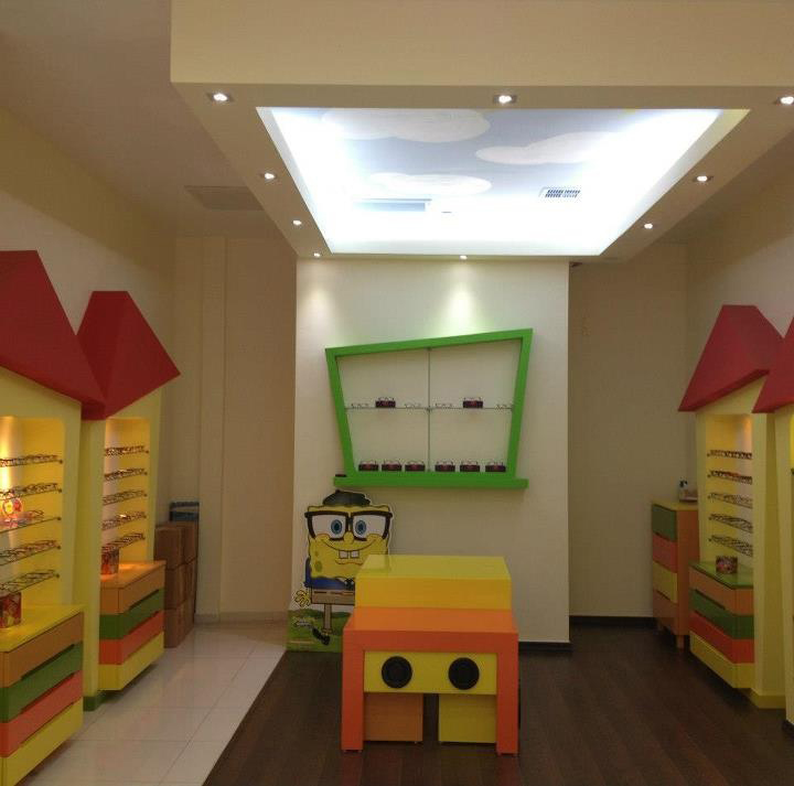 Kids' Optic shop by Simenhouse, Jerusalem