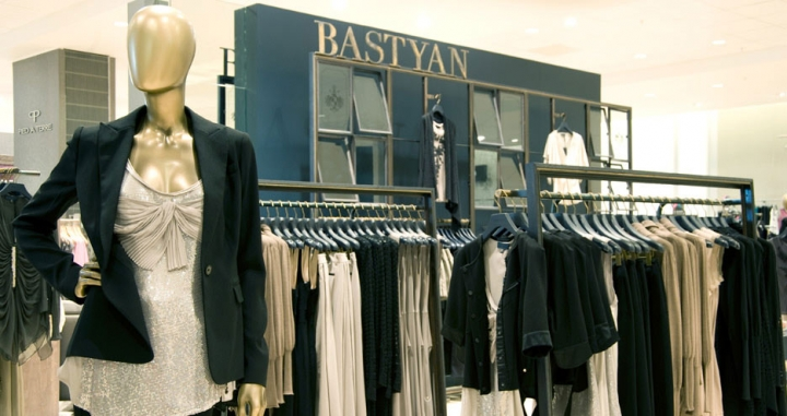 Bastyan shop design by Brinkworth