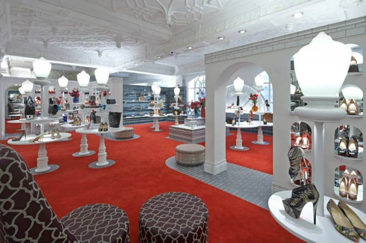 Christian Louboutin Opens New Boutique within Harrods