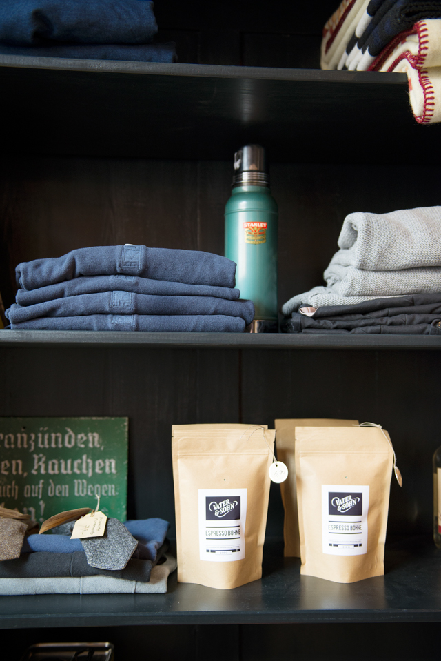 Hamburg's premium denim shop Vater&Sohn