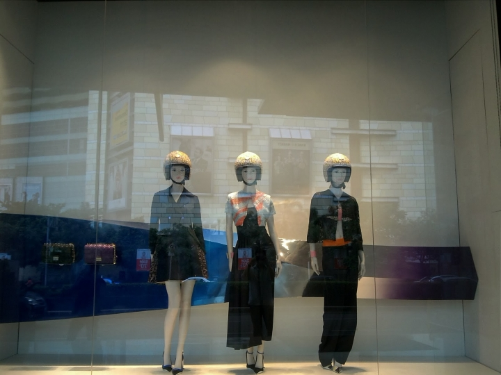 Second Dior boutique in Jakarta