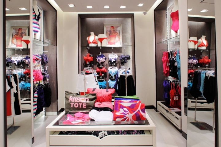 Robinsons lingerie boutiques at Marina Bay Sands Singapore