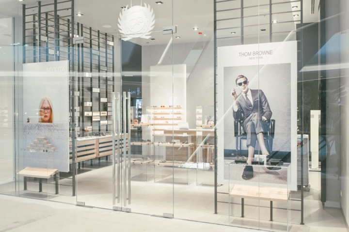 Niche nation eyewear store opening in Bangkok