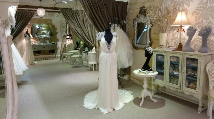 Carina Baverstock couture Bridal Boutique
