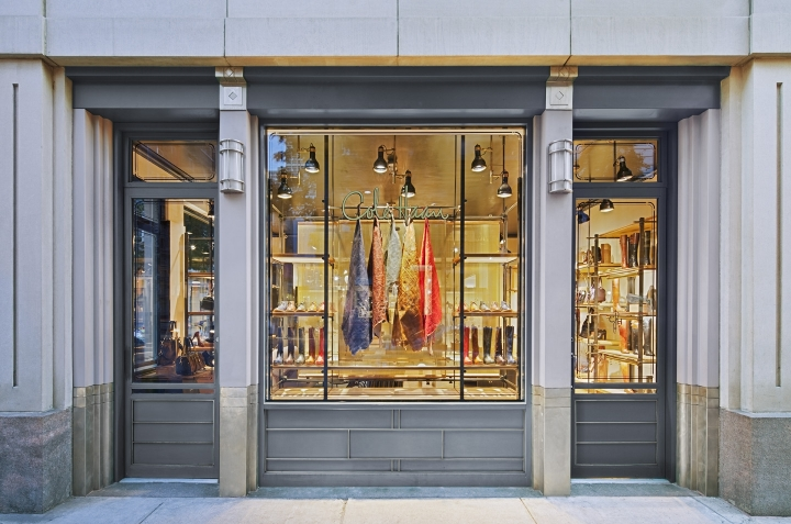 Cole Haan concept store in SoHo
