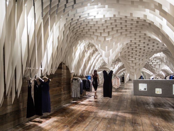 SND Store in Chongqing, China by 3Gatti