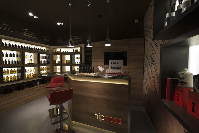 Hip-nose – first hip perfumery concept boutique launched in Europe
