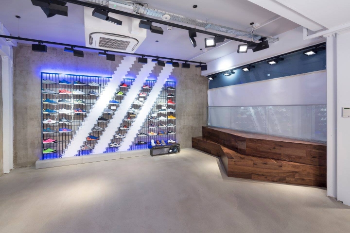 Adidas Dubbed Neighborhood store concept in Berlin