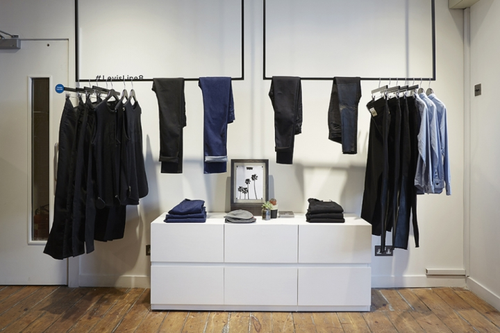 Levi's Line 8 Pop-Up Shop in London