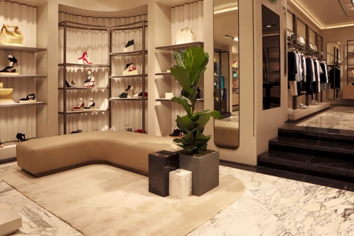 New Uterqüe flagship store in Madrid