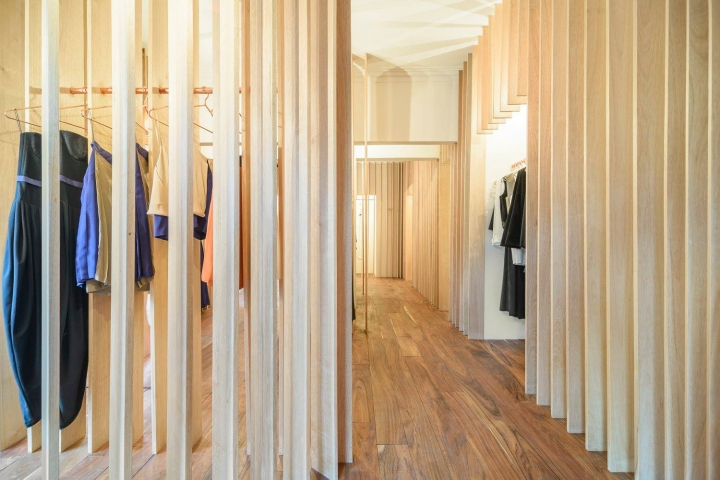 Sandra Weil Couture - flagship store by Zeller & Moye
