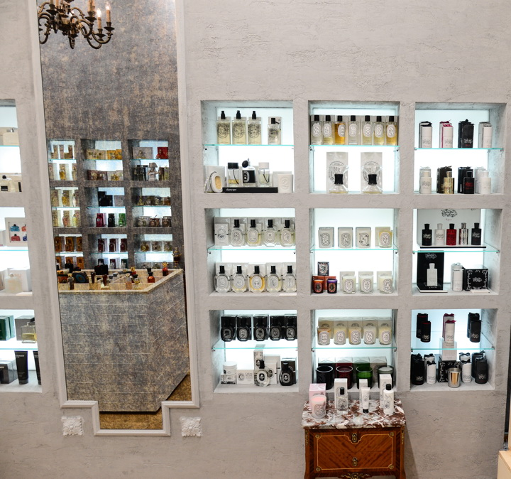 Beautik Haute Parfumerie Concept Store Baneasa Shopping City by Omid Ghannadi