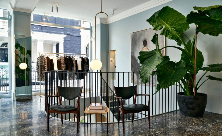 Erdem Moralioglu opens his first store on London