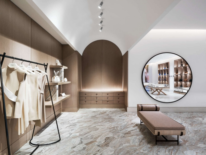 Ports flagship store in Shanghai by Yabu Pushelberg