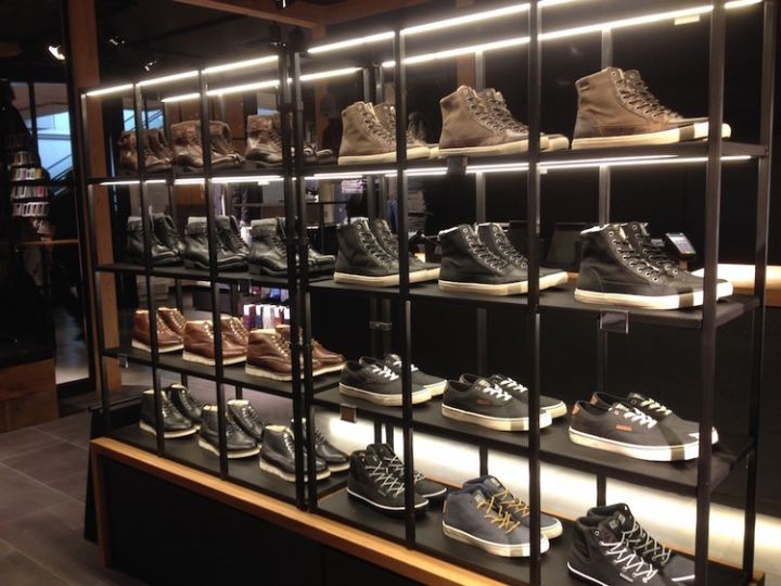 JACK & JONES flagship store in  Vancouver's CF Pacific Centre