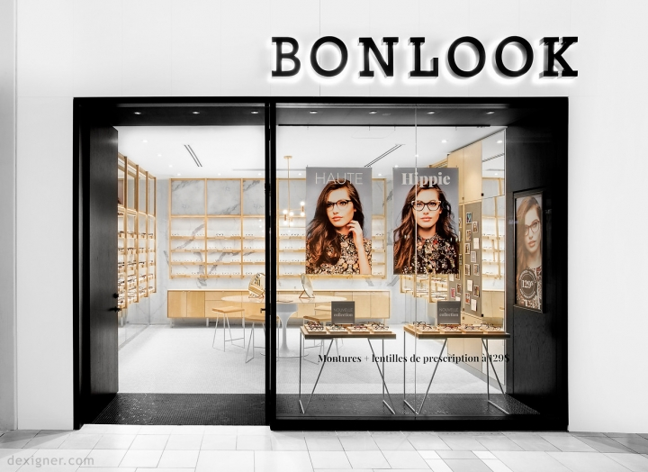 BonLook's First Concept Store by AEdifica Designs