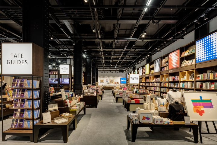 Tate store - museum retail by Uxus