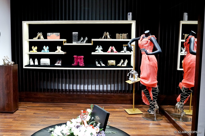 Atelier Faiblesse luxury shoes boutique in Bucharest by Glamshops