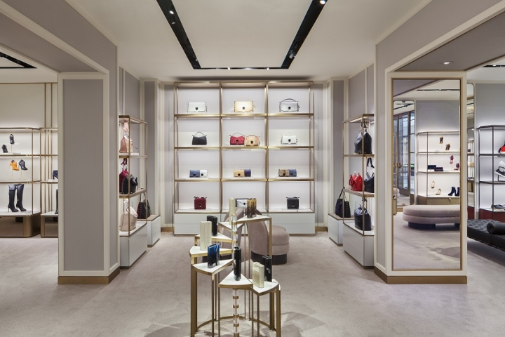 Jimmy Choo new store in King of Prussia Mall USA