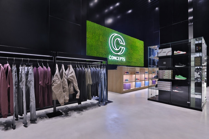 Concepts brand new flagship in Dubai