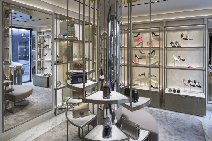 Jimmy Choo opens new store in Paris