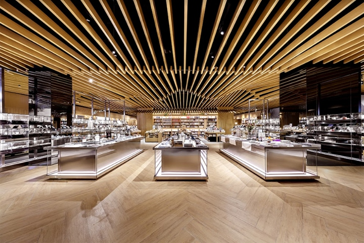 Seed of city bookstore by Kyle Chan & Associates Design, Hangzhou