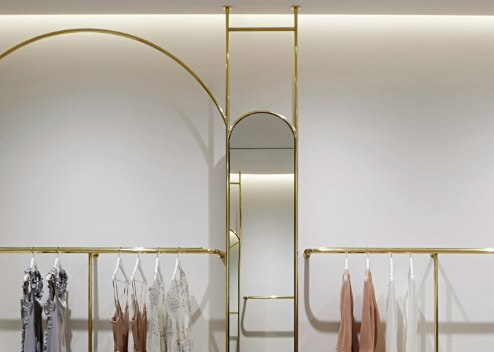 Alice McCALL boutique at Westfield Miranda by Studio Wonder
