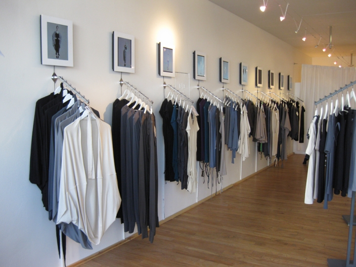 Emami scandinavian store design and product display