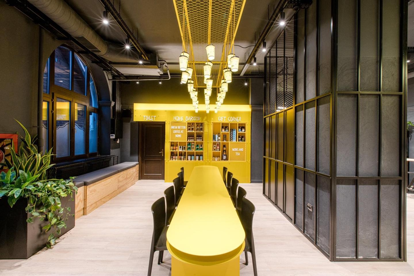 TED'S COFFEE  Bucharest by Picktwo Studio