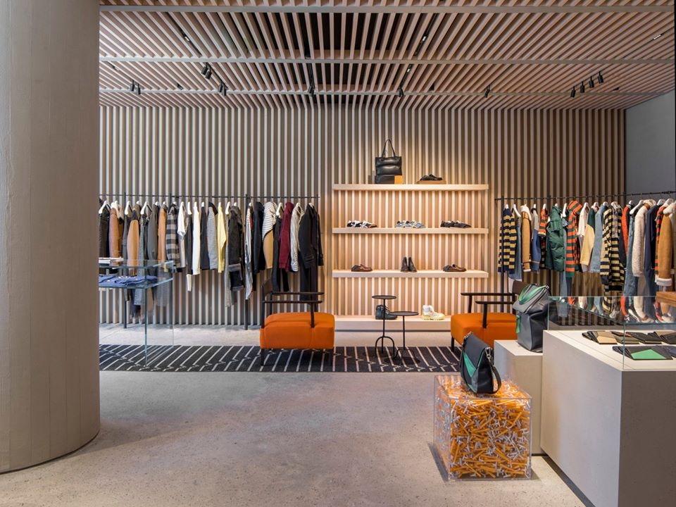 CASA LOEWE flagship store in Beijing