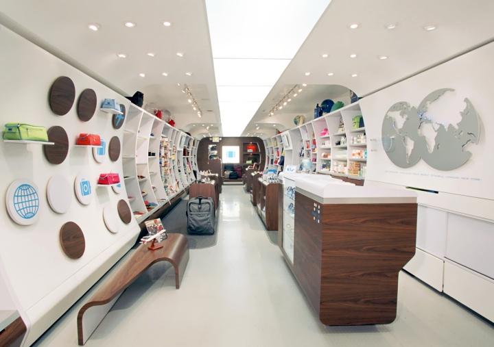 Flight 001 Travel Shops