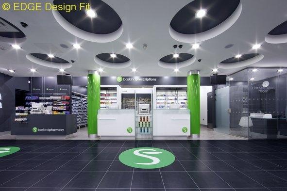 baskind pharmacy design