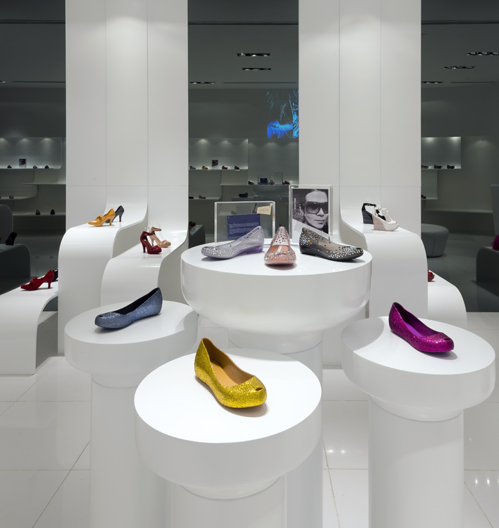 Melissa flagship store