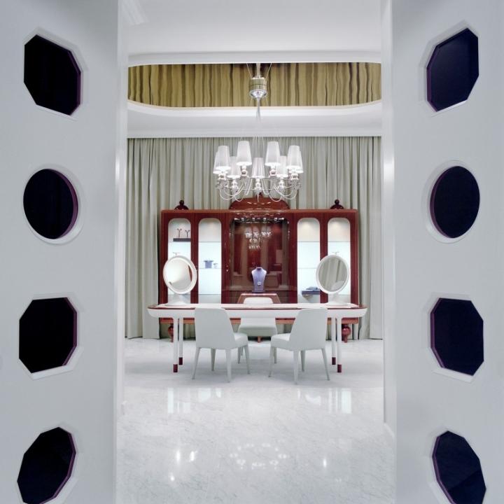 Faberge shop Geneve