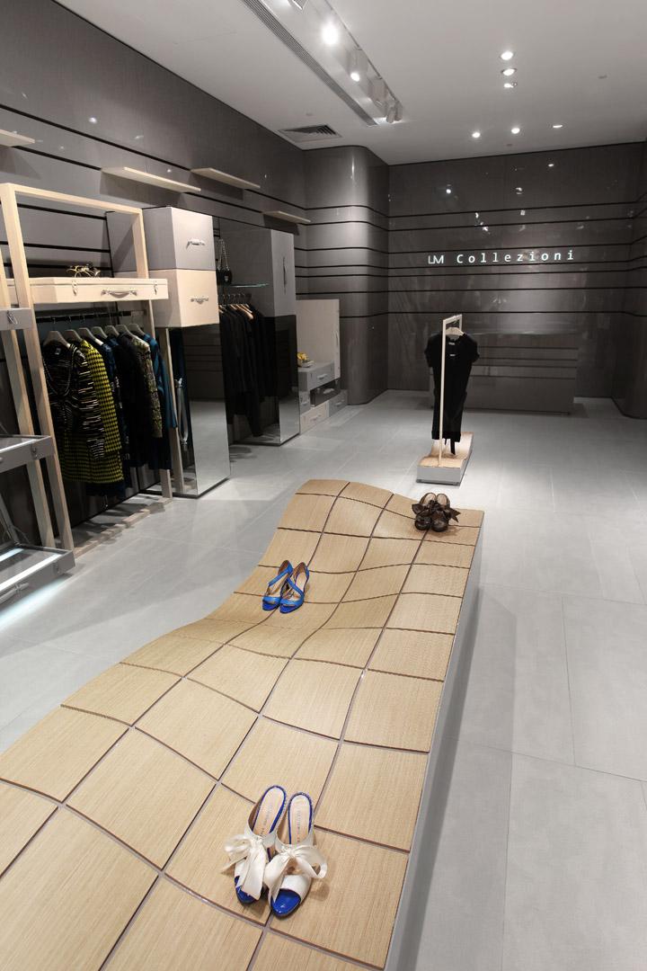 UM Collezioni multi-brand store by AS Design, Macau
