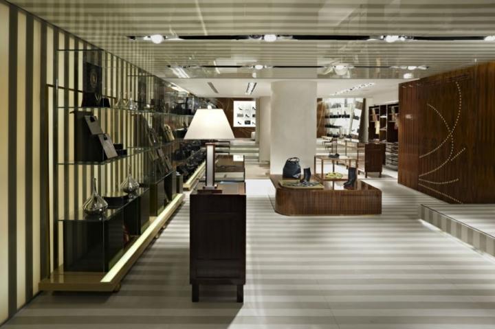 Vakko boutiq Nisantasi - design by Autoban, Istanbul