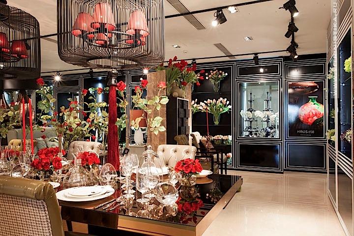 Haus 658 flagship store in Shanghai
