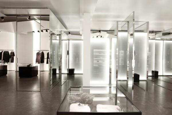 Chapeau store design by Ramón Esteve in Valencia