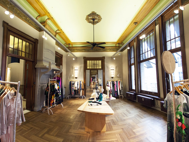 DVS boutique by Dirk Van Saene, Antwerp