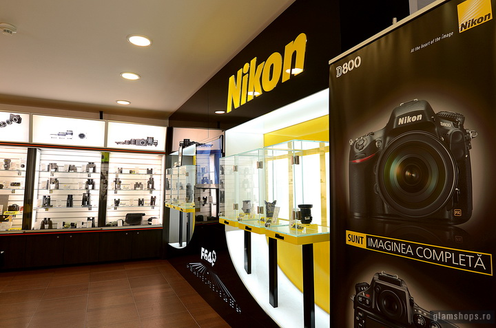 "F64 photo equipment ""department store"" Bucharest"