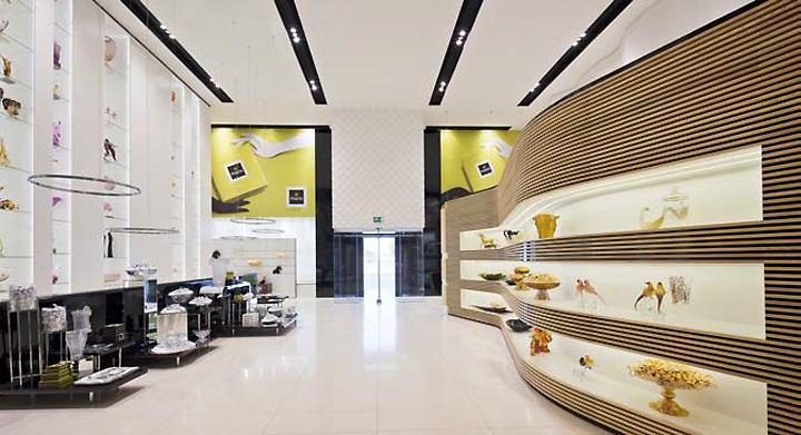 Patchi chocolatier shop Ryiadh – Saudi Arabia