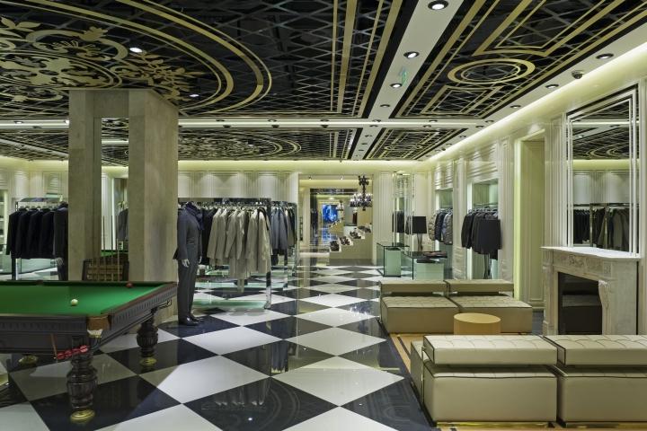 Vakko shop design in Istinye Shopping Mall
