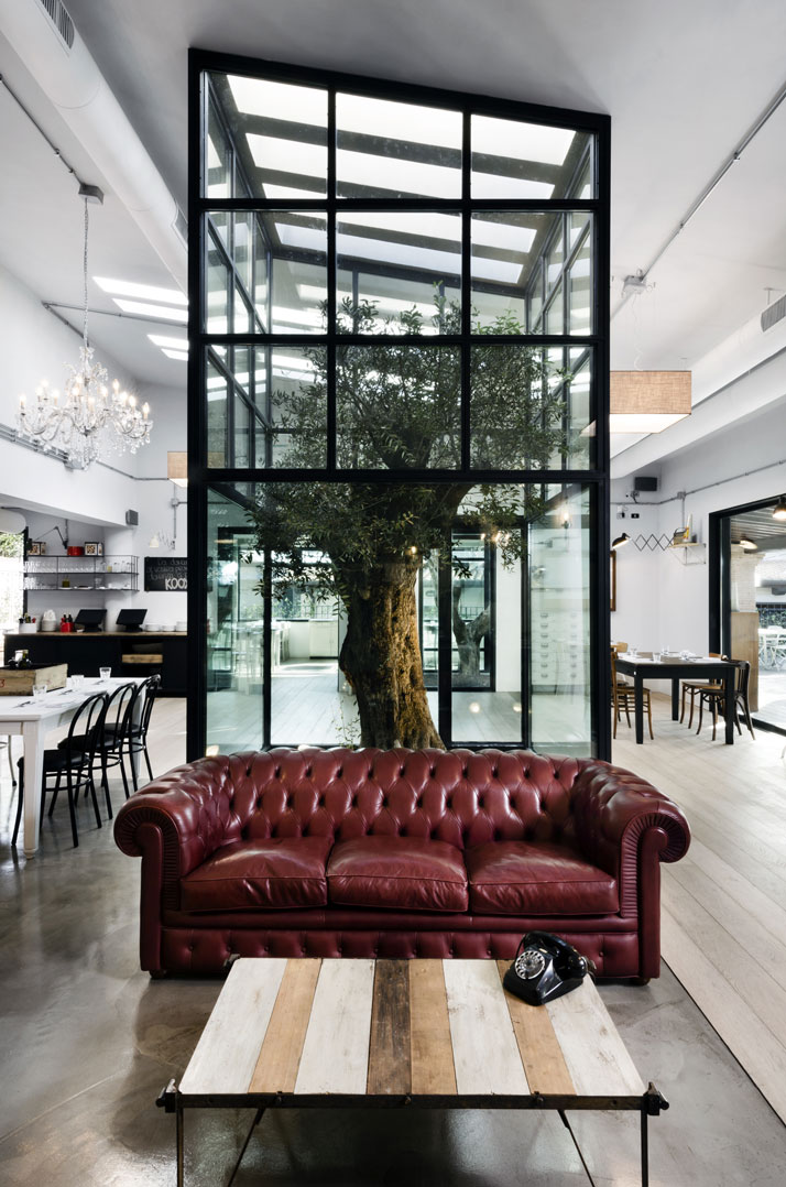 KOOK Osteria & Pizzeria by Noses Architects
