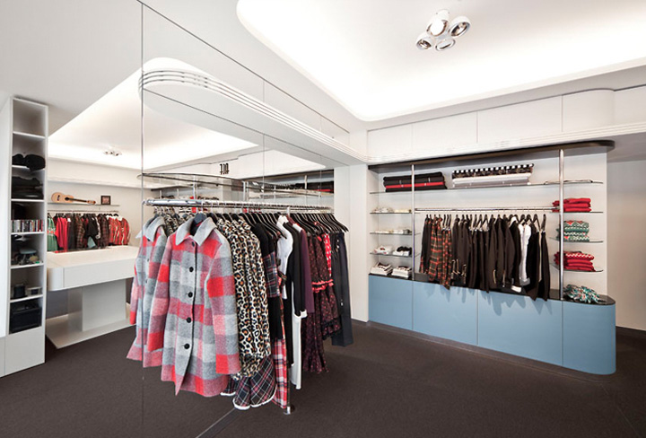 Ace fashion store by Coordination, Belrin