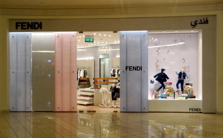 FENDI MONO-BRAND KIDS STORE: VILLAGGIO MALL, QATAR